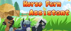 Pferde Farm Helfer