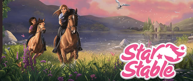 Star Stable Pferde Browsergame